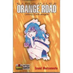 ORANGE ROAD Nº 20