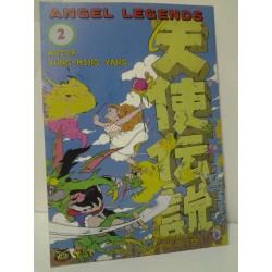 ANGEL LEGENDS Nº 2