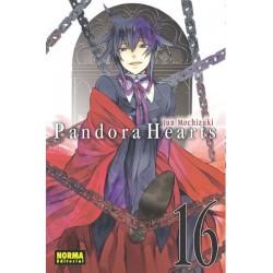PANDORA HEARTS Nº 16