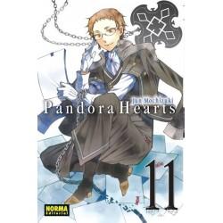 PANDORA HEARTS Nº 11