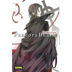 PANDORA HEARTS Nº 10