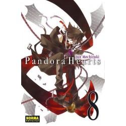 PANDORA HEARTS Nº 8
