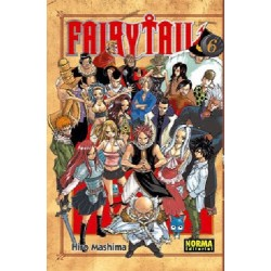 FAIRY TAIL Nº 6