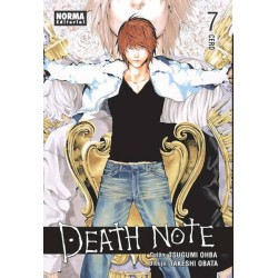 DEATH NOTE Nº 7
