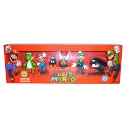 SUPER MARIO MINI FIGURE COLLECTION SERIES 1