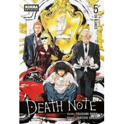DEATH NOTE Nº 5