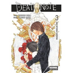 DEATH NOTE Nº 3