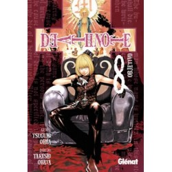 DEATH NOTE Nº 8