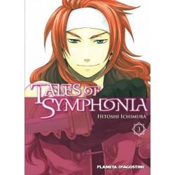 TALES OF SYMPHONIA Nº 3