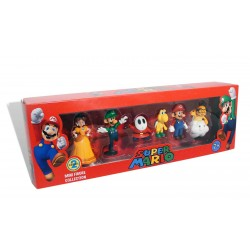 SUPER MARIO MINI FIGURE COLLECTION SERIES 2