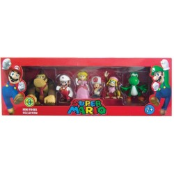 SUPER MARIO MINI FIGURE COLLECTION SERIES 3