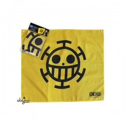 BANDERA ONE PIECE TRAFALGAR LAW