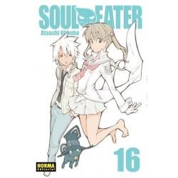 SOUL EATER Nº 16