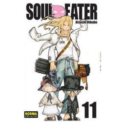 SOUL EATER Nº 11