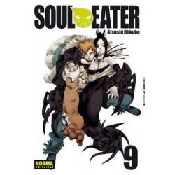 SOUL EATER Nº 9