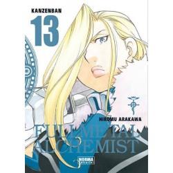 FULLMETAL ALCHEMIST KANZENBAN Nº 13