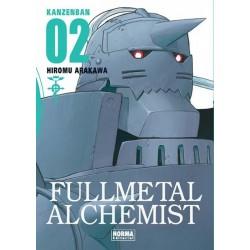 FULLMETAL ALCHEMIST KANZENBAN Nº 2