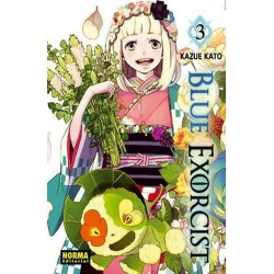 BLUE EXORCIST Nº 3