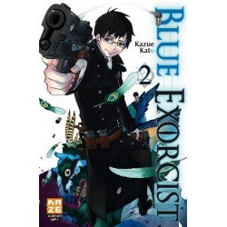 BLUE EXORCIST Nº 2