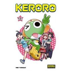 KERORO Nº 22