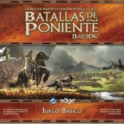 BATALLAS DE PONIENTE JUEGO BÁSICO