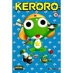 KERORO Nº 15