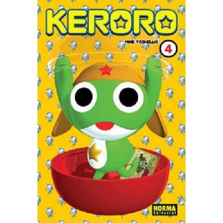 KERORO Nº 4