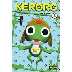 KERORO Nº 3