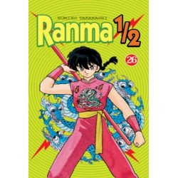 RANMA 1/2 Nº 26