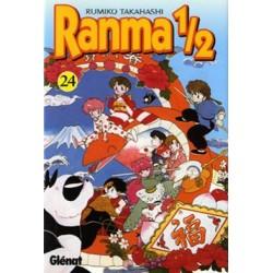 RANMA 1/2 Nº 24
