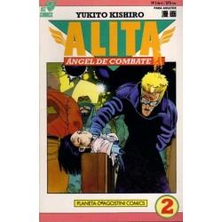 ALITA, ÁNGEL DE COMBATE Nº 2