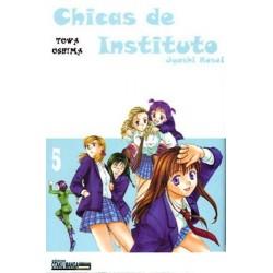 CHICAS DE INSTITUTO Nº 5