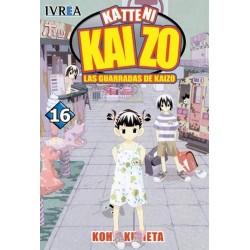 LAS GUARRADAS DE KAIZO Nº 16