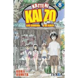 LAS GUARRADAS DE KAIZO Nº 8