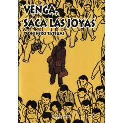 VENGA, SACA LAS JOYAS