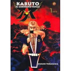 KABUTO, EL GUERRERO TENGU Nº 1