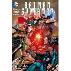 BATMAN/SUPERMAN Nº 21