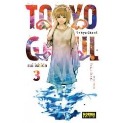TOKYO GHOUL Nº 3