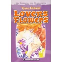 UN MANGA, UN ROMANCE Nº 2 LOVERS FLOWERS