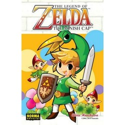 ZELDA Nº 5 THE MINISH CAP