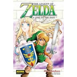 ZELDA Nº 4 A LINK TO THE PAST