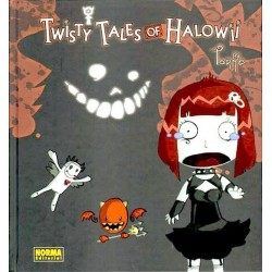 TWISTY TALES OF HALOWII