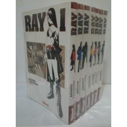 RAY (COMPLETA) 7 NÚMEROS