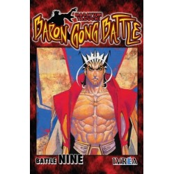 BARON GONG BATTLE Nº 9
