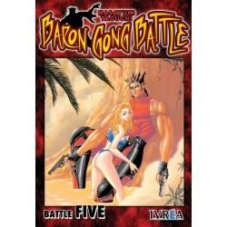 BARON GONG BATTLE Nº 5