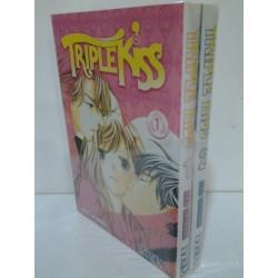 TRIPLE KISS (COMPLETA) 2 NÚMEROS
