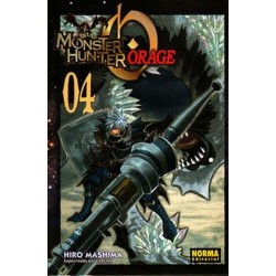 MONSTER HUNTER ORAGE Nº 4