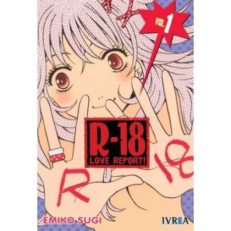 R-18 LOVE REPORT Nº 1