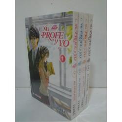 MI PROFE Y YO (COMPLETA) 4 NÚMEROS