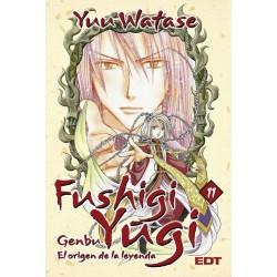FUSHIGI YUGI: GENBU Nº 11